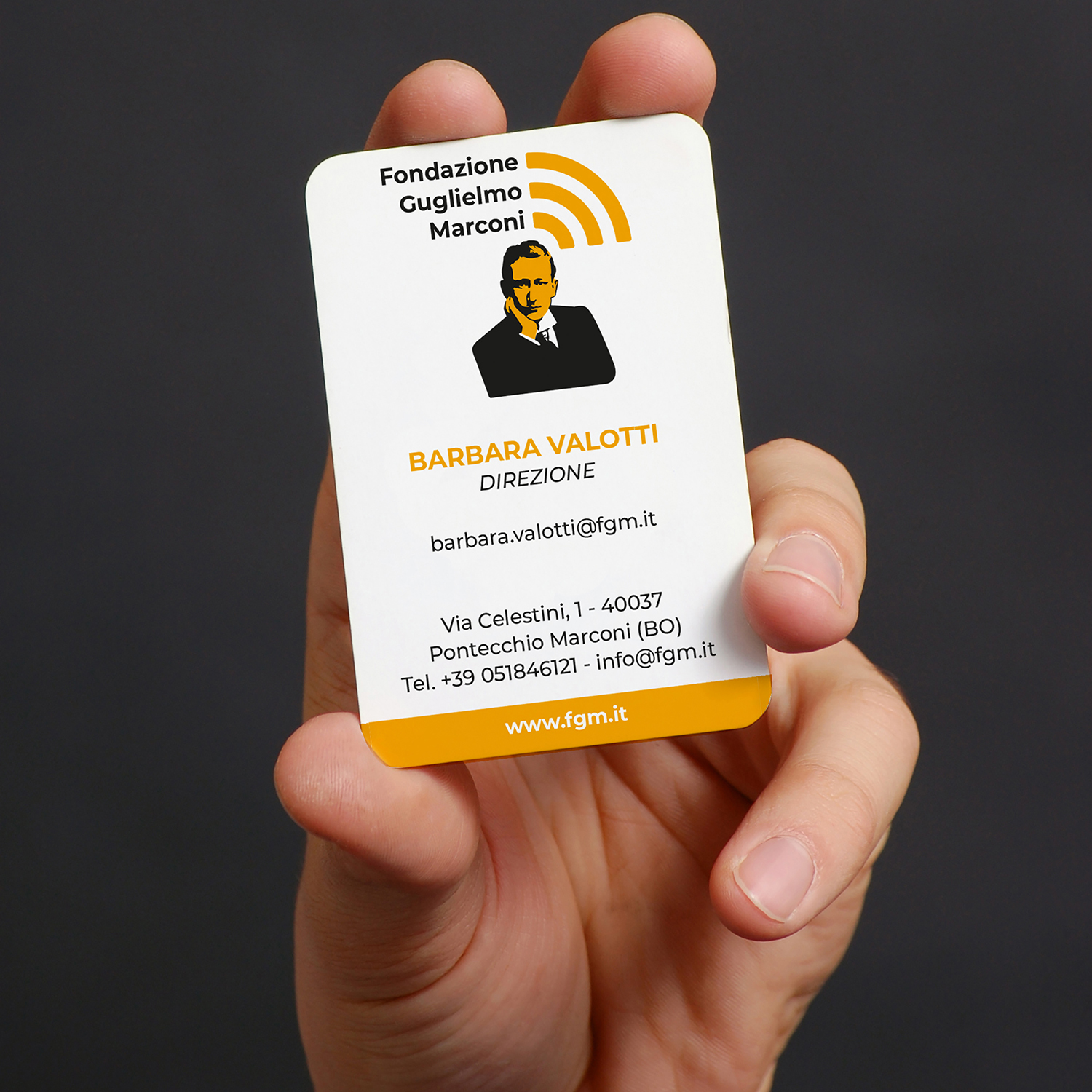 FGM Business Card